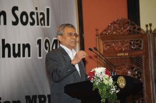 Lembaga Pengkajian MPR: Perlu Kaji Ulang UU Di Bidang SDA, SDM, Dan Dunia Bisnis
