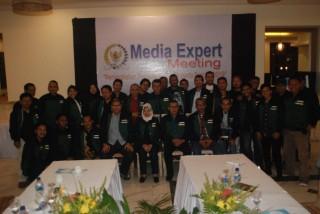 MPR Ajak Media Tingkatkan Partisipasi Publik dalam Pemilu 2019