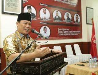 Ahmad Basarah : Islam, Kebangsaan, TNI/Polri Adalah Penopang Utama Indonesia