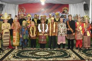 Pagelaran Seni Budaya Lampung, Ahmad Muzani: MPR Menjaga Tradisi Budaya Indonesia