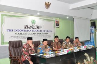 Pimpinan MPR Terima Pandangan dan Sikap Resmi MUI Terkait Amandemen UUD