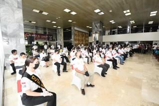 MPR RI Peduli Galang Solidaritas-Fight Corona,Bamsoet Bagikan 1000 Paket Bantuan Penunjang Kesehatan
