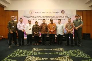 Ma'ruf Cahyono: Bakohumas Bersinergi Sosialisasikan Empat Pilar MPR ke Seluruh Masyarakat
