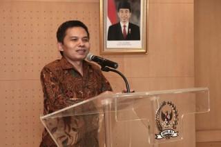 Ma'ruf Cahyono : Kinerja Setjen MPR Mendapat Apresiasi dan Penghargaan