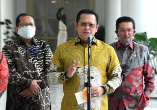 Bamsoet: Presiden Jokowi Ingin BPIP Diatur Undang-Undang