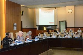 Kepala Biro Humas Menerima Delegasi SD Al Bayan Islamic School Ruang GBHN lt 3 Nusantara 5 27.09.18