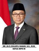 Dr. (H.C.) ZULKIFLI HASAN, S.E., M.M.